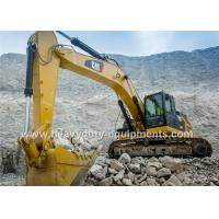 Wholesale Caterpillar Hydraulic Excavator Heavy Equipment , 5.8Km / H Excavation Equipment from china suppliers