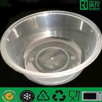 Buy cheap Square Shape Plastic Food Container 650ml from wholesalers