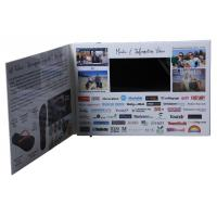 Wholesale Multi - Size LCD Video Mailer Support JPG / JPEG / GIF Picture Format from china suppliers