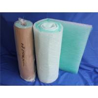 Wholesale 50mm Thickness Industrial Fiberglass Air Filters With Gradual Density from china suppliers