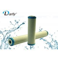 Wholesale Odor Removal Activated Carbon Fiber Under Sink Water Filter Cartridges from china suppliers