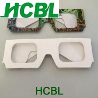 Wholesale Promotional Gift Cardboard Fireworks 3D Glasses For Birthday Party / Fancy Lamp Club from china suppliers