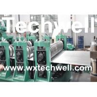 Wholesale Silo Steel Corrugated Wall Sheet Roll Forming Machine from china suppliers