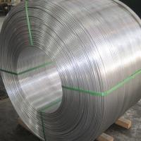 Wholesale 9.5mm EC grade Aluminum Wire Rod for electrical purpose from china suppliers