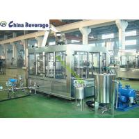 Wholesale Sparkling Carbonated Drink Filling Machine Automated PET Bottle Food Grade from china suppliers