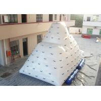 Wholesale Giant Iceberg Water Toys Inflatable Floating Iceberg Climbing Wall with EN14960 from china suppliers