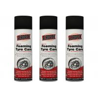 Wholesale ROHS Certificate Tyre Foam Spray Non Toxic For Dirt And Gum APK-8307 from china suppliers