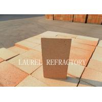 Quality Good Thermal Shock Resistance Fire Clay Brick Used For Furnace for sale