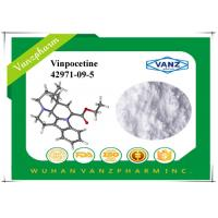 Wholesale White Nootropics Powder 99% Purity Vinpocetine powder CAS 42971-09-5 from china suppliers