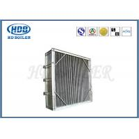 Wholesale Horizontal And Vertical Style Boiler Spare Parts , Tubular Steam Air Preheater For Boiler from china suppliers