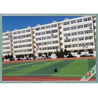 China 60mm Height Football Synthetic Turf You Can Even Imagine , Football Pitch Turf on sale