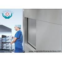Buy cheap Moist Heat Sterilization With Cross Contamination Seal Pharmaceutical Autoclave For Biohazard Process from wholesalers