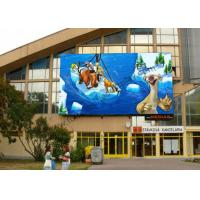 Wholesale SMD2727 5mm Big Outdoor Rental Led Screen Video Wall Super Clear Vision from china suppliers
