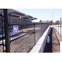 Wholesale Galvanized chain link fence and pvc coated chain link fence from china suppliers