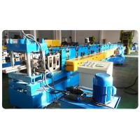 Wholesale Supermarket Upright Shelve Rack Roll Forming Equipment With Cr12 Mould Steel Rollers from china suppliers