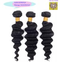 Wholesale Luxury high quality best grade thick soft virgin 9a mink brazilian hair extension human from china suppliers