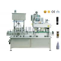 Wholesale Delta servo motor automatic filling machine Alcohol filling machine from china suppliers