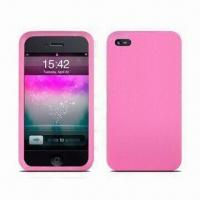 Wholesale Silicone Case for Apple's iPhone 4, Protects Full Back and Side from Scratches from china suppliers