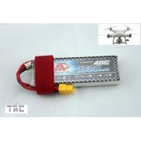 Wholesale UAV Multirotor RC Car Lipo battery pack 3S  11.1v  70C  2200mah Size 803496 from china suppliers