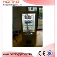Wholesale Best-selling tickets prize game machine/high quality key master prize machine/claw crane vending mac(hui@hominggame.com) from china suppliers
