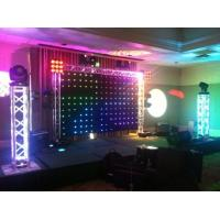Wholesale LED Screen Goal Post Truss Goal Post Lighting Stand For Lounge Bar Singing Stage from china suppliers