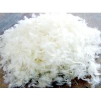 Buy cheap Duck Feather For Quilt Filling Material Soft / Natural Allergy Free from wholesalers