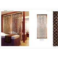 Decorative Metal Panels Photo Fractured Revamp Panels Perforated Metal Sheets For Decoration