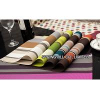 Buy cheap Textilene  placemats, palcemat for banquet,hotel placemat from wholesalers