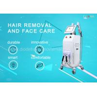 Wholesale Nd Yag Laser OPT SHR Hair Removal Machine Fast Speed Vertical Type High Effciency from china suppliers