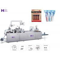 Wholesale 220V / 380V Blister Card Sealing Machine 304 Stainless Steel Frame 5300×1050×1850 MM from china suppliers
