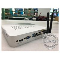 Wholesale New Ubantu Linux Windows Operation System HD Media Player Box with HDMI out Advertising Player with USB3.0 from china suppliers