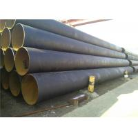 Wholesale Big Inch Thin Wall Spiral Steel Pipe SSAW 3PE / 3LPE / FBE/ Epoxy Coated from china suppliers