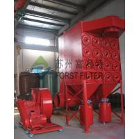 Wholesale FORST Supply Pulse Industrial Cyclone Dust Collector Manufacturer from china suppliers