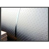 Wholesale Hot rolled Mild Steel Diamond Plate Sheet A36 for Non Slip Stair Treads / Checker Plate Flooring from china suppliers