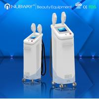 Wholesale ODM/OEM 3 In 1 Elight IPL SHR Hair Removal Machine Price from china suppliers