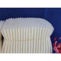 Wholesale Subway Synthetic Fiber Flame Retardant Filter Media / Flame Retardant Cotton 3600m3/h Rated Air Flow from china suppliers