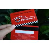 Wholesale PVC Magnetic Strip Card from china suppliers