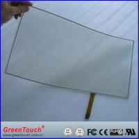 Buy cheap ITO Glass And ITO Film 4 Wire Resistive Touch Screen Film To Film 0.5mm Thickness from wholesalers