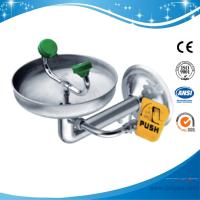 Wholesale SH359D-wall mounted eye wash station,safety eye wash from china suppliers