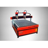Buy cheap 220V Cnc Router Machine 1300*2500*200mm Low Energy Consumption With Multi - Spindle from wholesalers