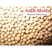 Buy cheap Anti-moldy Clay Mineral Desiccant from wholesalers