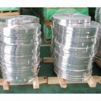 Wholesale Aluminum Strips, 0.1 to 6mm Thickness, 12 to 2400mm Width, H1X/H2X/H3X/O/HXXX Temper from china suppliers