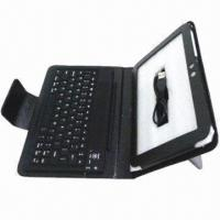 Wholesale Universal Wireless Bluetooth Keyboard for Tablet PC, with One Touch  from china suppliers