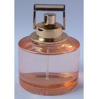 Wholesale 120ML Hot Stamping Perfume Spray Bottle With UV PP Plastic Cap from china suppliers