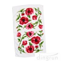 Wholesale Super Houseware Flowers Custom Microfiber Towels Fast Dry Environment Friendly from china suppliers