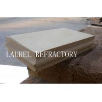 Wholesale High Density Fire Clay Brick Curve Shaped Thermal Insulating Brick from china suppliers