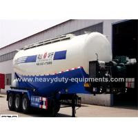 Wholesale V / W Type Cement Tanker Trailer from china suppliers