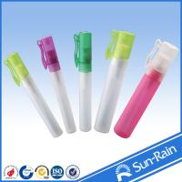 Wholesale Miniature Pen Type Plastic Travel Perfume Bottle with sprayer from china suppliers