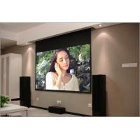 Wholesale Ceiling Mount Roll Up Electric 100 inch 16 9 projection screen for Education from china suppliers