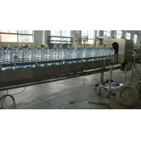 Wholesale 5 Liter 6 Liter Automatic Water Filling Machine 1 to 6 pcs Capping Head from china suppliers